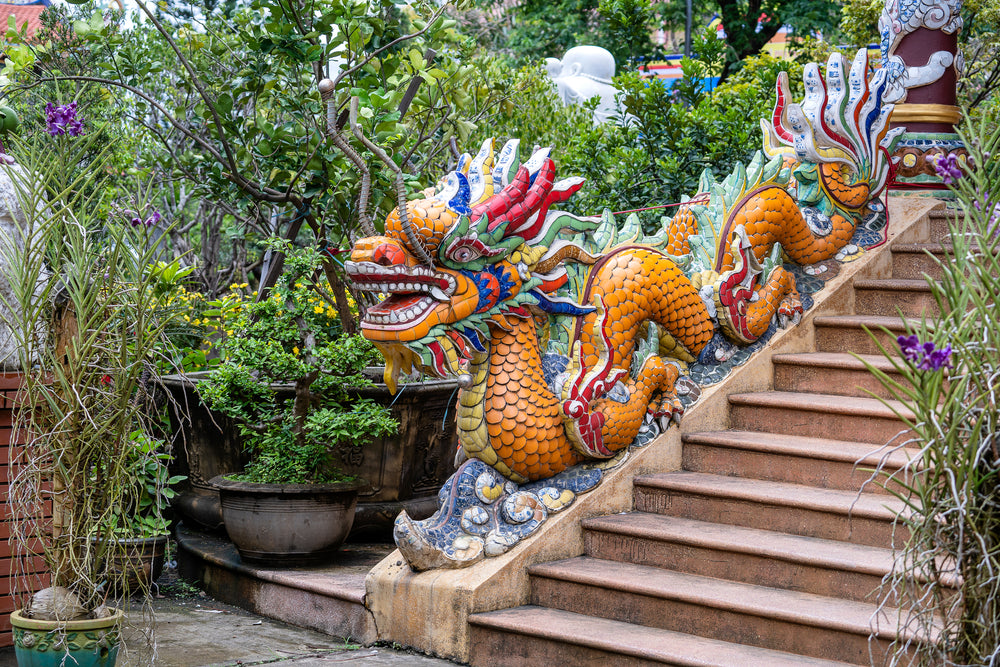 THE DRAGON IN BUDDHISM