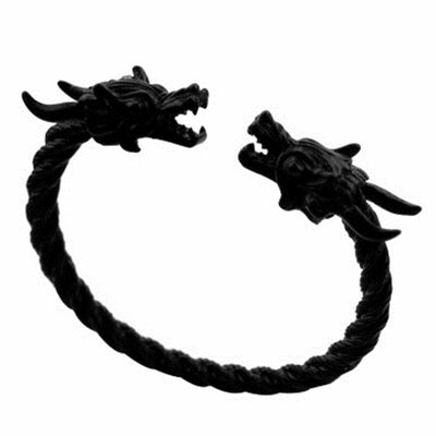 Two Headed Dragon Bracelet | Autumn Dragon
