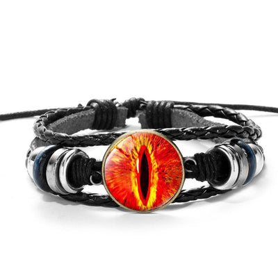 Dragon Eye Bracelet | Autumn Dragon
