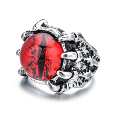 Dragon Eye Ring | Autumn Dragon