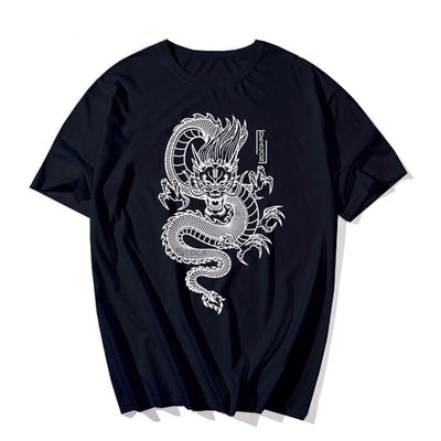 Fiery Dragon T-Shirt | Autumn Dragon