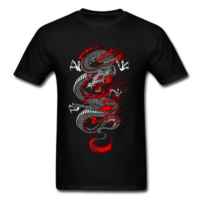 Chinese Dragon T-Shirt | Autumn Dragon