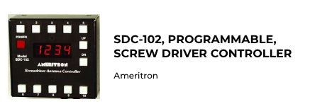 SDC-102, Programmable Screw Driver Controler