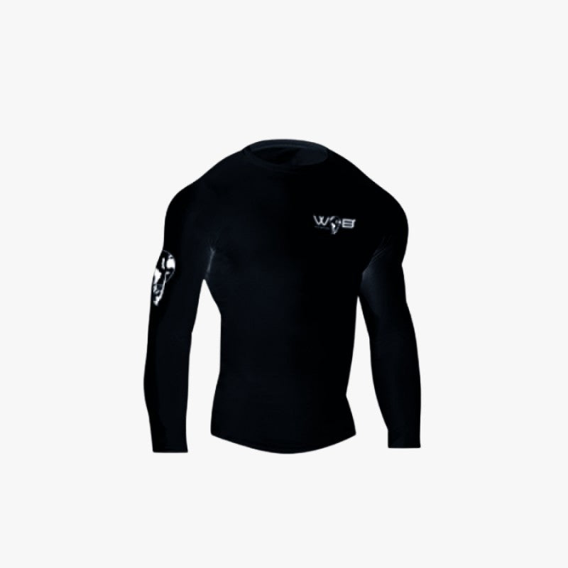 FUNKTIONSSHIRT MENS RASH GUARD FULL SLEEVE