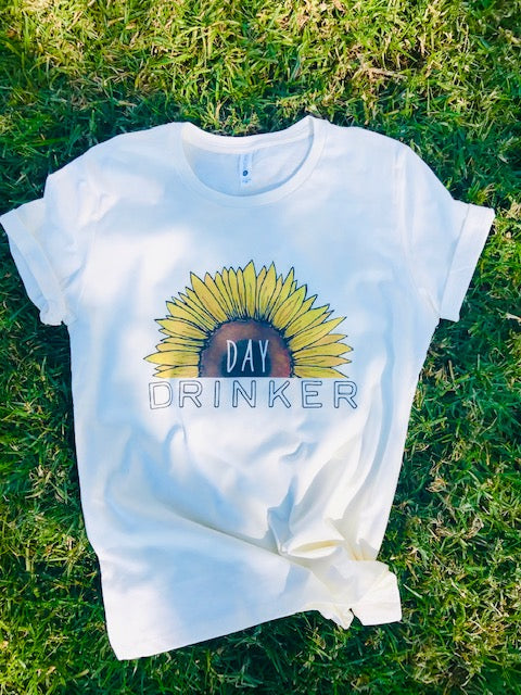 Day Drinker T shirt