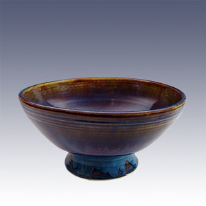 Large Bowl w/ Pedestal Foot
