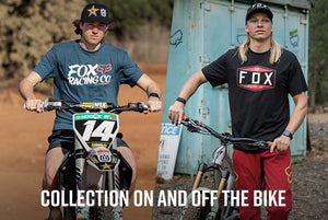 Nouvelle collection Fox VTT