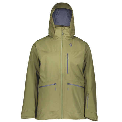 Scott JACKET M'S ULTIMATE DRX green moss