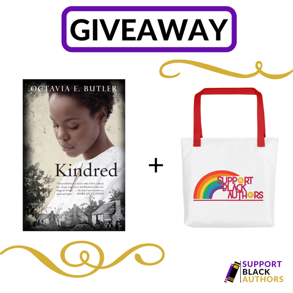 Win a SBA Tote and a Classic Black Lit Book
