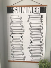 Load image into Gallery viewer, Summer Reading Poster