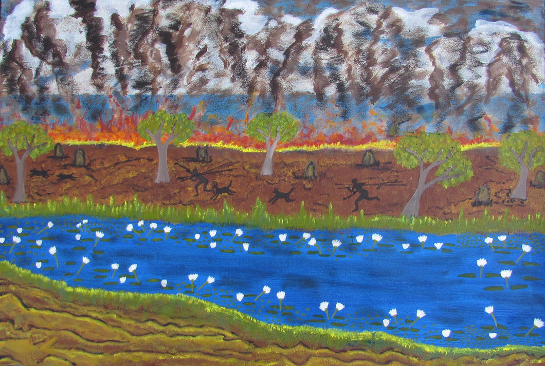 My Homeland-Bushfire Season