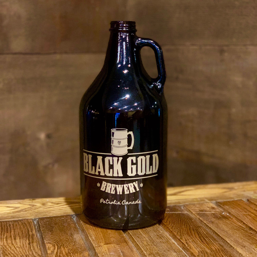 64oz Growler with a Fill