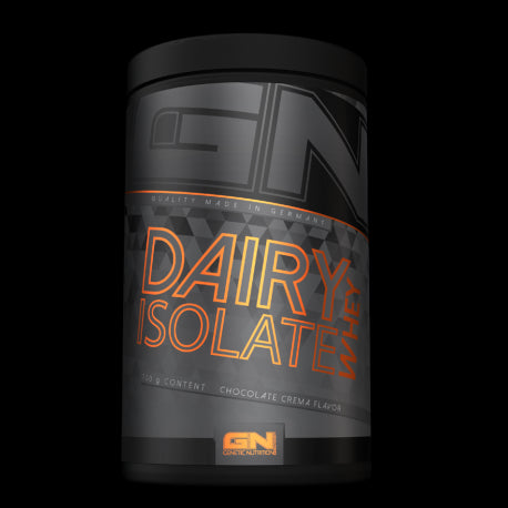 100% Dairy Whey ISOLATE (750g) - GN Laboratories - fitbex store