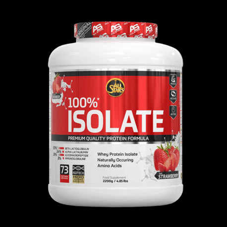 100% Isolate Protein (2200g) - All Stars - fitbex store