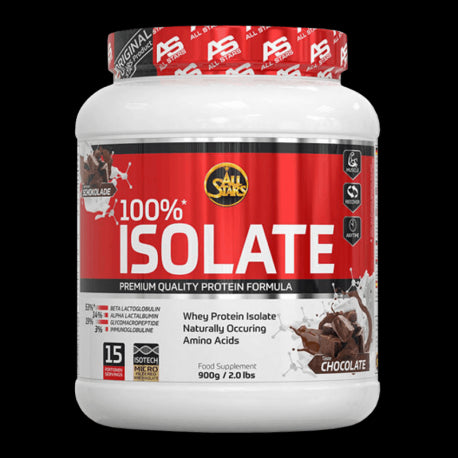 100% Isolate Protein 900g - All Stars - fitbex store