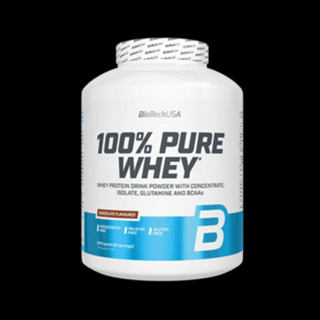 100% Pure Whey 2270g - Biotech USA - fitbex store