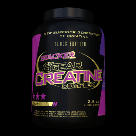6th Gear Creatine Complex - Stacker 2 - fitbex store