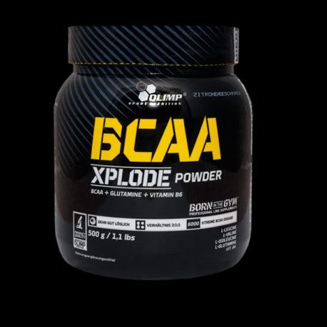 BCAA Xplode Powder (500g) - Olimp Sport Nutrition - fitbex store