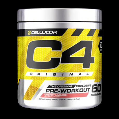 C4 Pre Workout 60 Servings - Cellucor - fitbex store