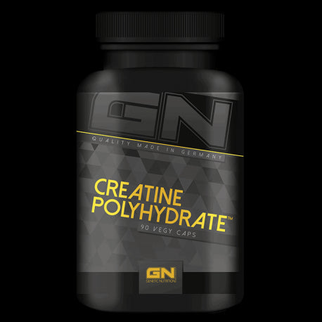 Creatine Polyhydrate (90 Caps) - GN Laboratories - fitbex store