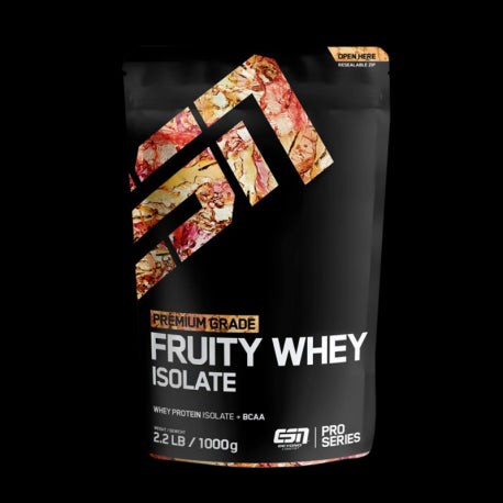 Fruity Whey Isolat - ESN - fitbex store