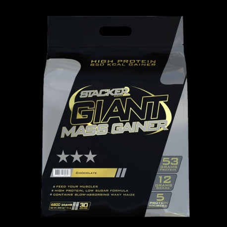 Giant Mass Gainer - Stacker 2 - fitbex store