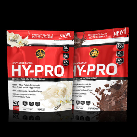 Hy-Pro 500g - All Stars - fitbex store