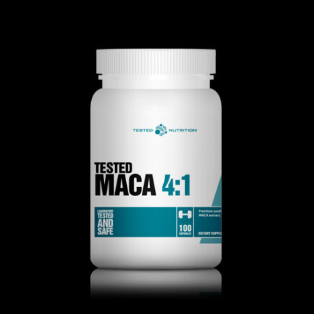 Maca 4:1 - Tested Nutrition - fitbex store