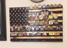Load image into Gallery viewer, American Flag Coin Rack
