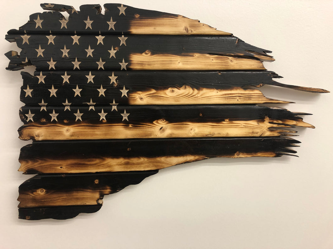 US Tatter Flag