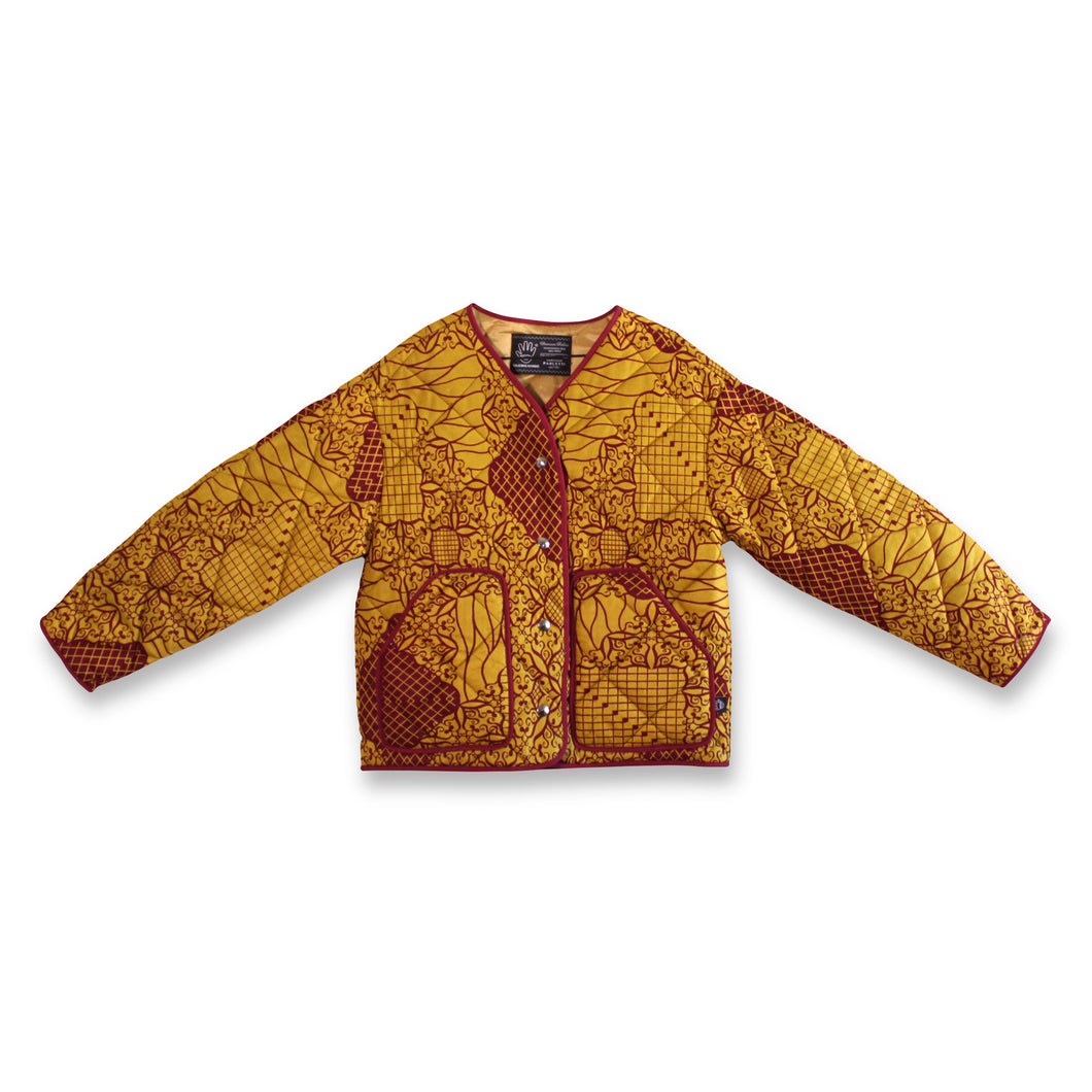 Quilted Wax 10 - S/M