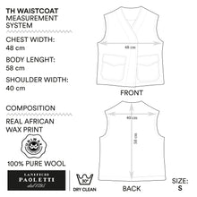 Load image into Gallery viewer, TH Waistcoat 9