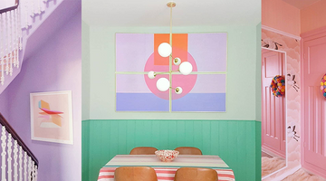 On the Gram: Pastel Homes you need in your life
