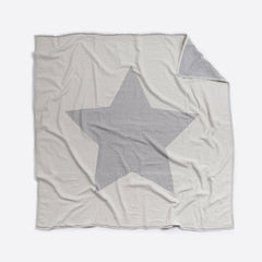Cotton Blanket - Single Bed : Star