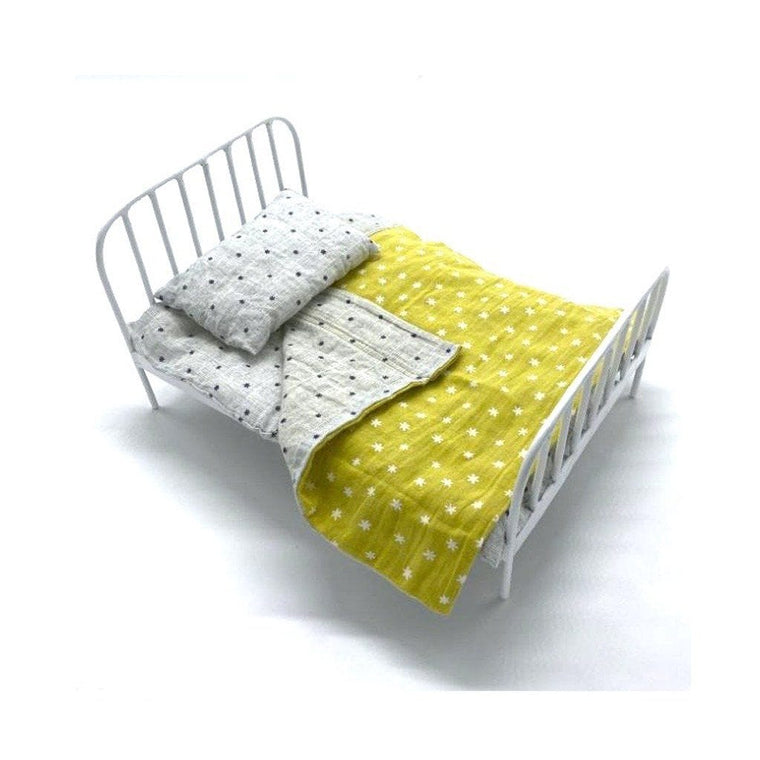 Dolls Bed and Bedding Set : Audrey