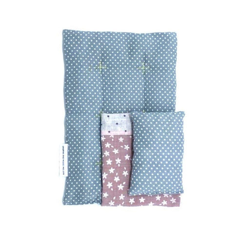 Doll Bed Set : Flora