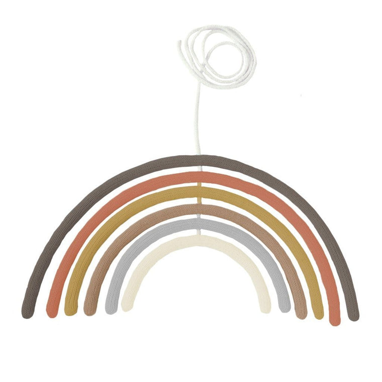 Rainbow Mobile / Wall Hanging : Nature