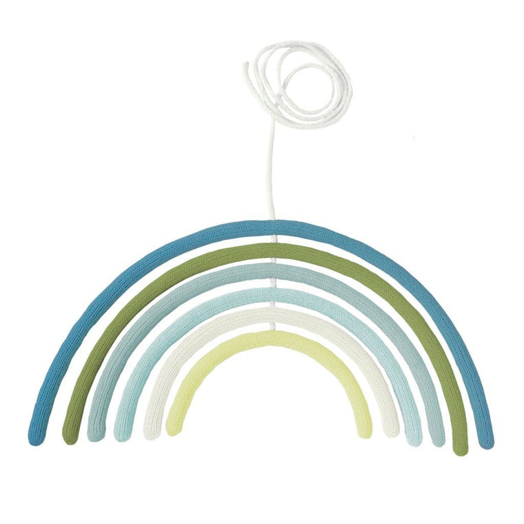 Rainbow Mobile / Wall Hanging : Woodland