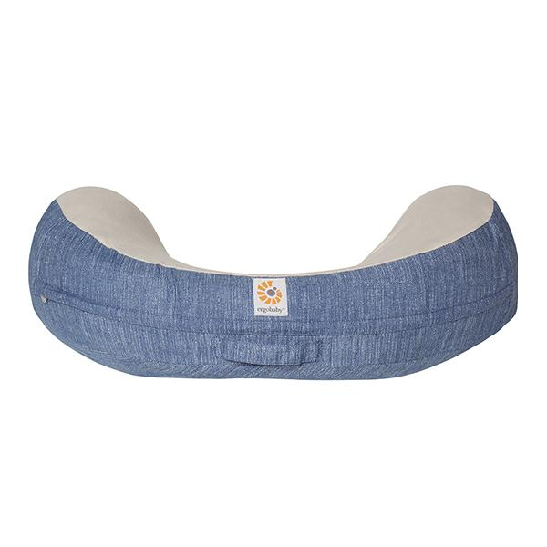 Ergobaby Nursing Pillow - Vintage Blue - Ecosprout - New Zealand
