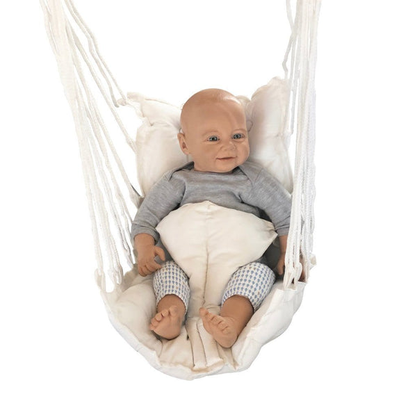Cotton Willow Baby Swing Chair Ecosprout New Zealand