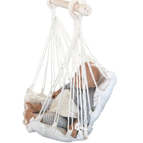 Cotton Willow Baby Swing Chair (Out of Stock, due June) Swings Ecosprout