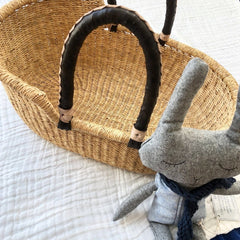 Lloyd Rabbit - handmade felted wool toy