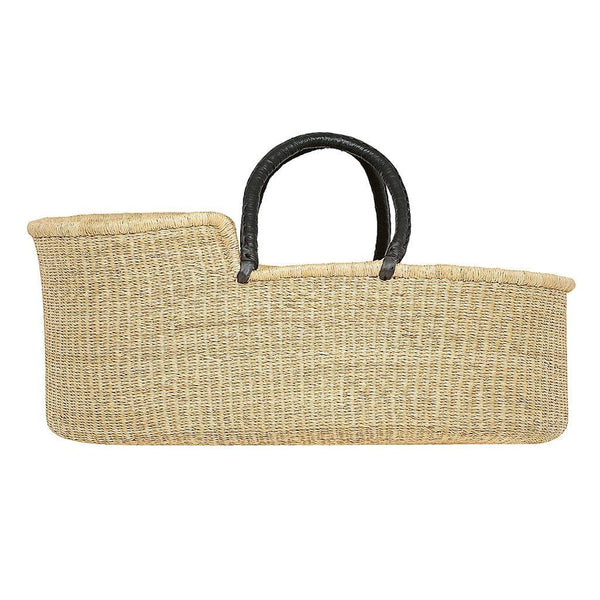 Heirloom African Moses Basket - Harlow