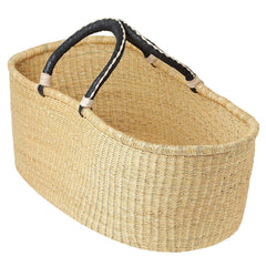 Traditional African Moses Basket - Addison Nursery Ecosprout