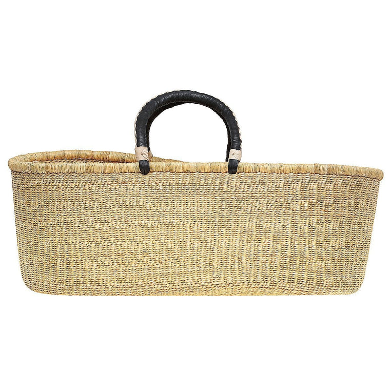 Traditional African Moses Basket - Addison