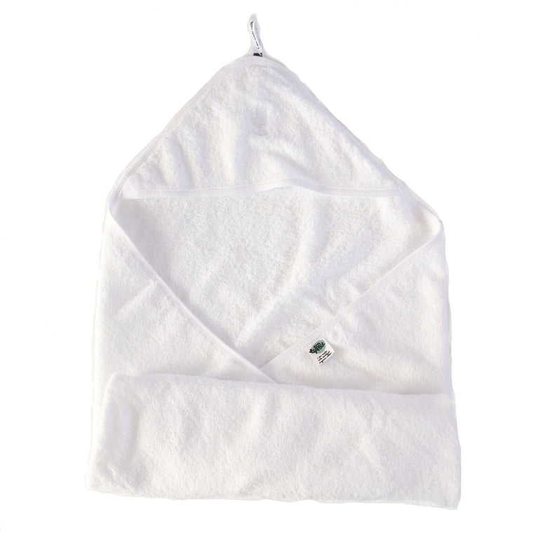 Organic Hooded Toddler Towels - 1 Pack