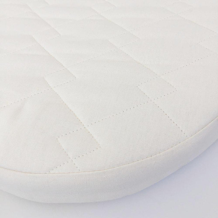 Organic Wool Latex Blend Bassinet Mattress