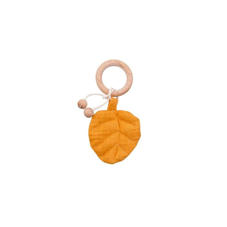 Leaf Playgym Toy: Ochre