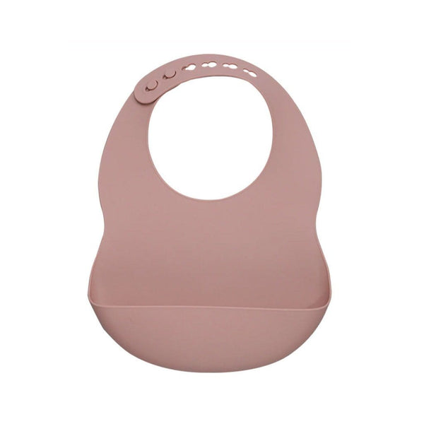 Silicone Bib : Rose Feeding and Nursing Ecosprout