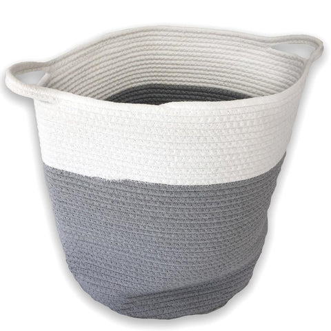 Nursery Hamper : White/Grey
